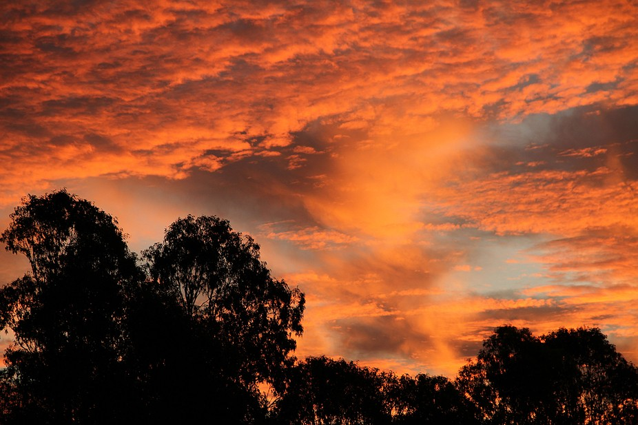 another of the glorious sunsets here in Qld