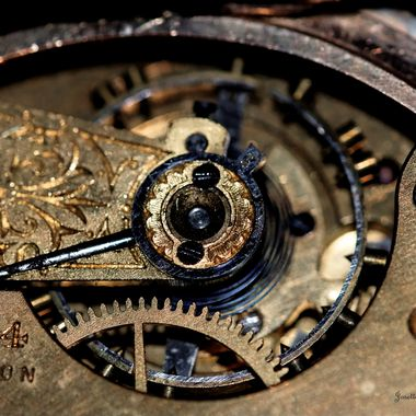 Waltham Watch Mechanism