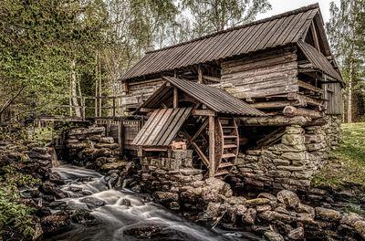 Brunnsbacka Mill
