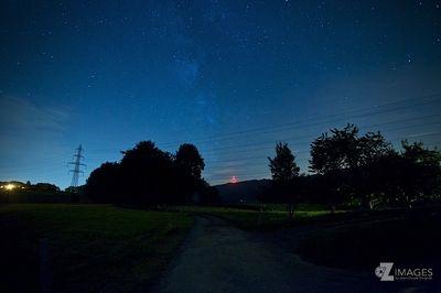 Summer night   Nuit d