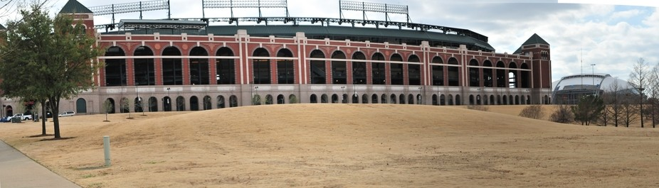 Arlington Stadiums