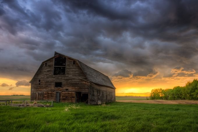 Unrecorded History by Wayne-Stadler-Photography - Farms And Barns Photo Contest