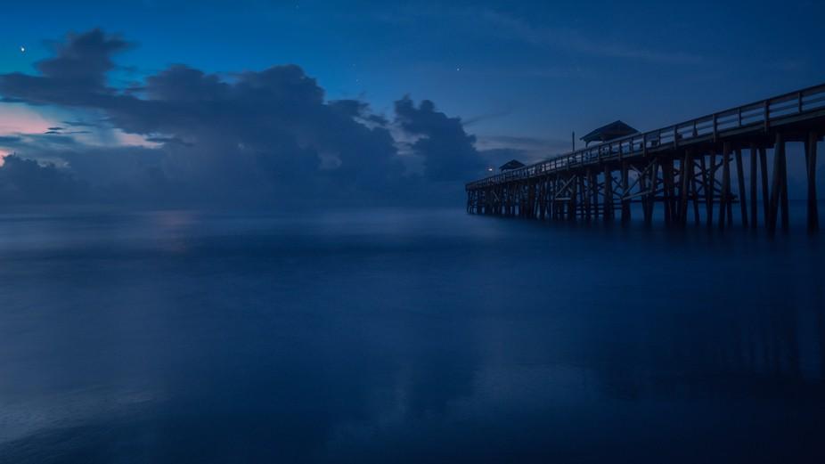 Dawn Pier