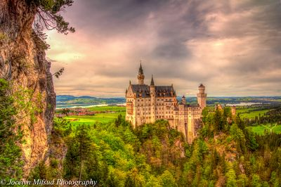 Neuschwanstein Castle- Munich 2014