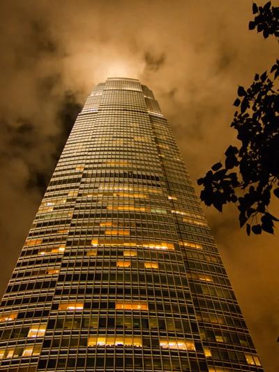 2 IFC Tower Hong-Kong