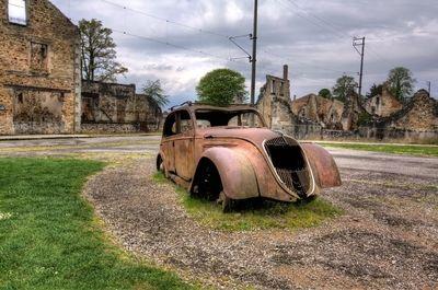 Oradour-sur-Glane - France