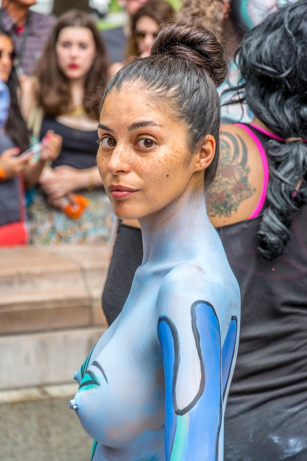 Banshee Moon Body Paint