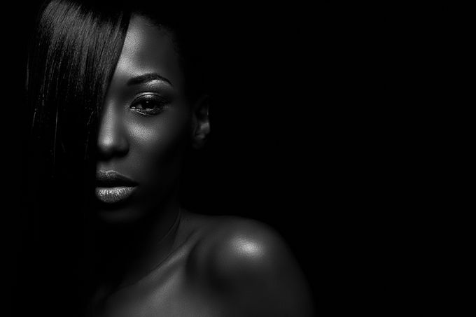 KarabA by ByKefraN - Black and White Portraits Photo Contest