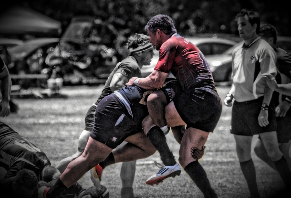 Rugby is one great sport to photograph