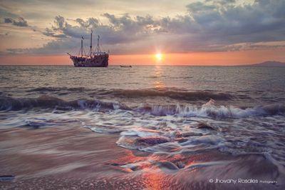 Pirates on the horizon
