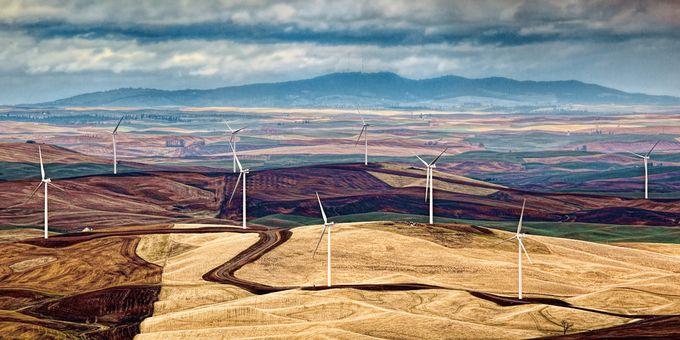 SteptoeWindmills3 by harveyjewett - 200 Windmills Photo Contest