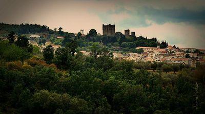 Castelo - Bragança - Portugal