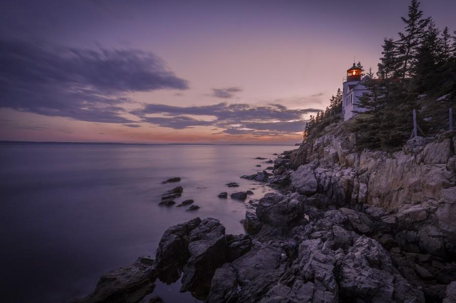 Bass Harbor Lighthouse, Acadia Nat\'l Park, ME