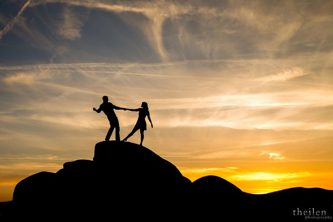 Dancing in the Sky by kevinsawyerphotography - Love Is In The Air Photo Contest