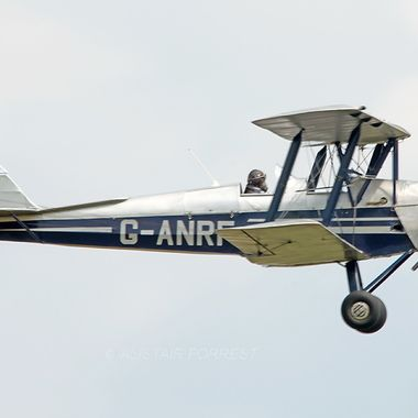 Tiger Moth East Fortune airshow 2014
