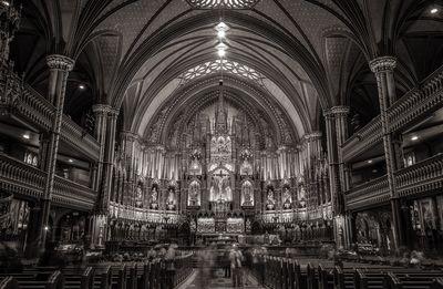 Schism, Vieux Montreal