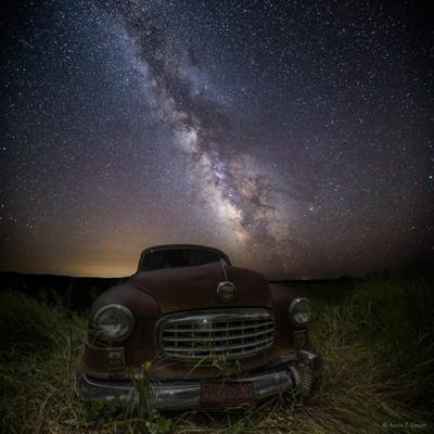 Stardust and Rust - Nash Motors