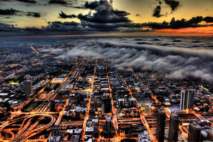 Chicago by jonathanbradbury - HDR Photography Contest