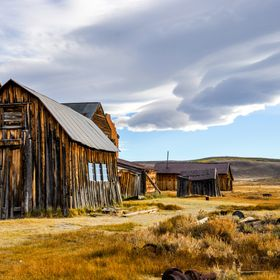Bodie is a ghost town in the Bodie Hills east of the Sierra Nevada mountain range in Mono County, California. Only a small part of the town survi...