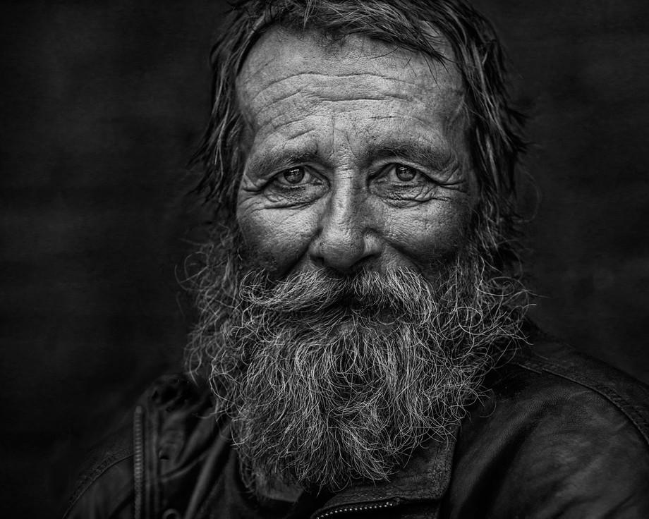 Portraits on the Street.