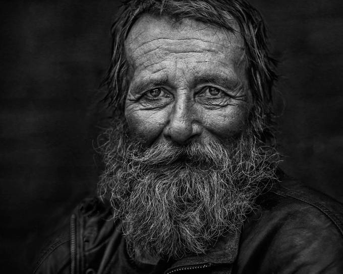 Simple Man by RussElkins - Faces Photo Contest by Focal Press