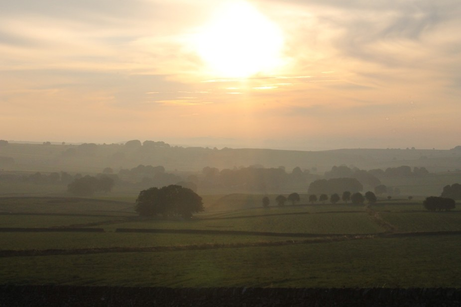 took this in the derbyshire dales on a beautiful summer morning