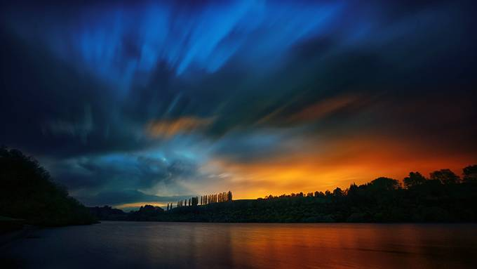 cloud by MichaelPekasaPhotography - Cloud Painting Photo Contest