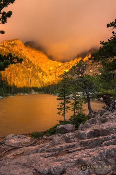 Dream Lake at Sunrise 6092