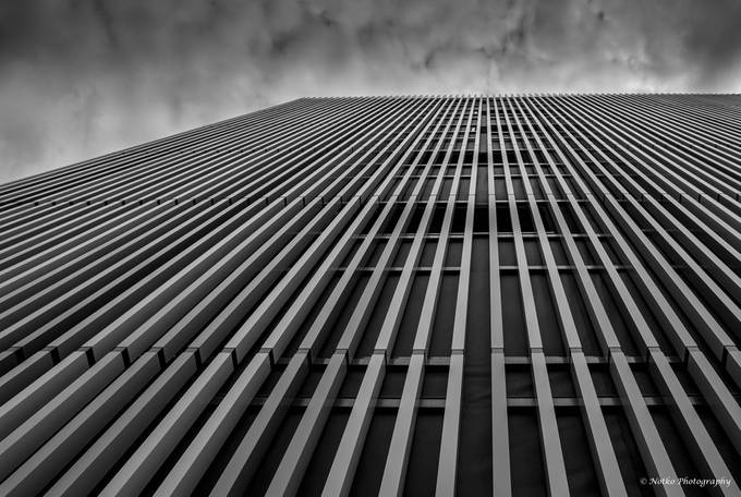 Less is more by Notko - Shapes and Lines Photo Contest