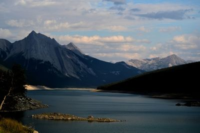 Tranquil Medicine Lake Alberta