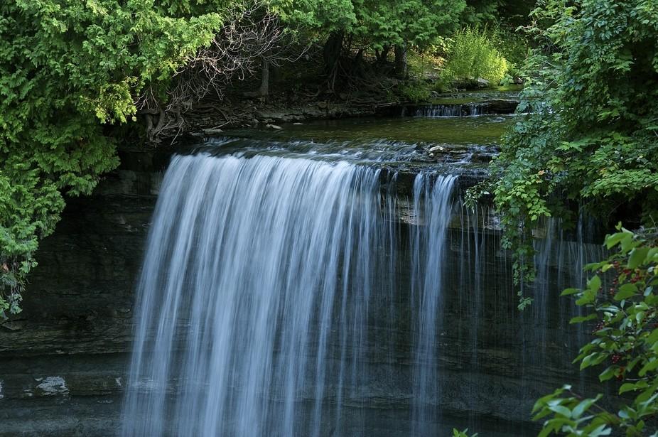 Bridal Veil Falls.....