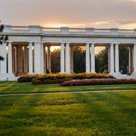 Cheesman Park in Denver! What a beauty