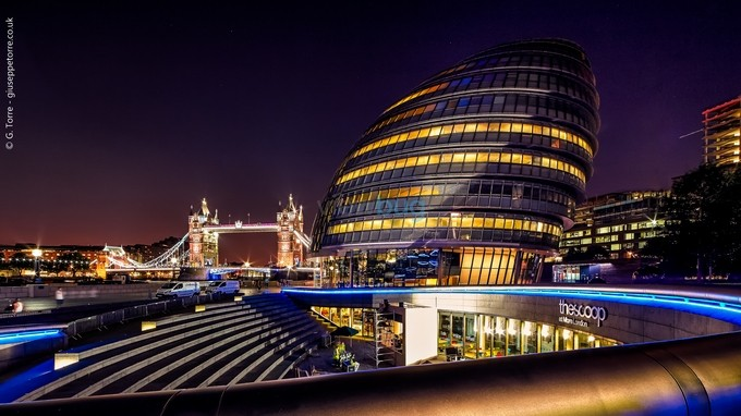 Just a City hall by GTorre_PH - Modern Architecture Photo Contest