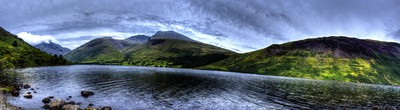 Wastwater Panorama