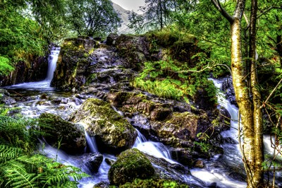 Wasdale Waterfall