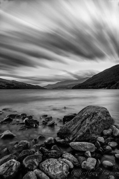 Loch Tay, Scotland.