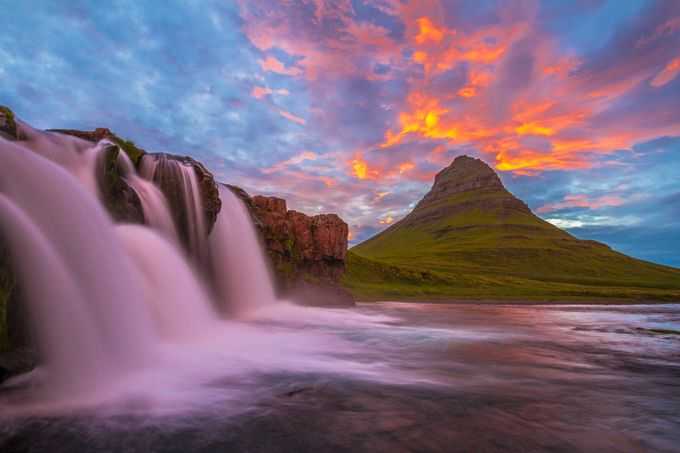 Kirkjufell by bb676 - Tripod Required Photo Contest