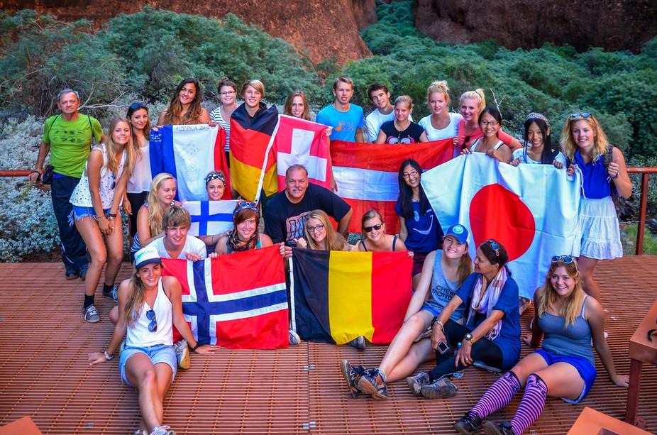 CAPRICORN RAMBLE 2012 TRIP