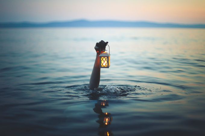 Blurry Water by anteamrela - My Best Shot Photo Contest Vol 2