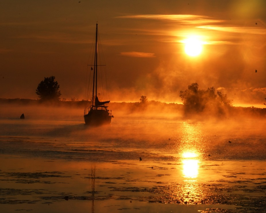 Warm Sun Meets Cool Water Oconto WI
