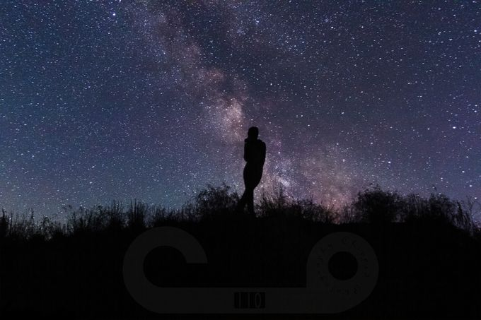 Shooting Stars by ChippedPhotography - Standing At The Edge Photo Contest