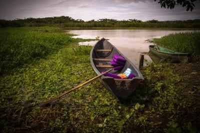 Canoe adventures in Costa Rica