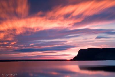 Breiðavík, westfjords, Iceland