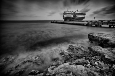 Cruise Ships - Grand Turk
