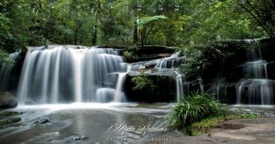 Hunts Creek Falls - North Rocks