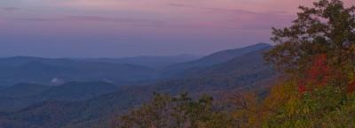 Smokey Mountain Sunrise