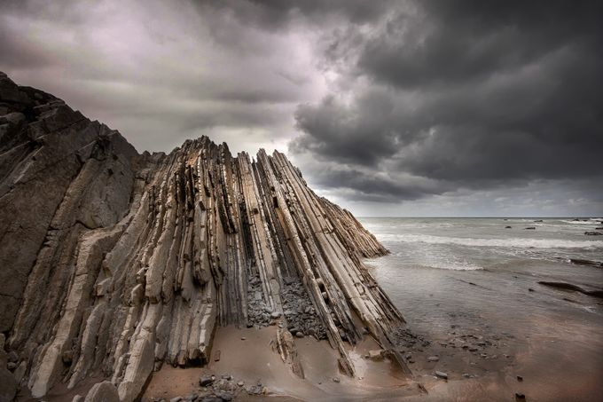 Flysch by Sanmi - Nature In HDR Photo Contest