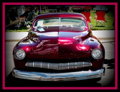 Mercury 1950 LEAD SLED