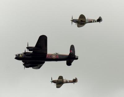 Battle Of Britain Flight