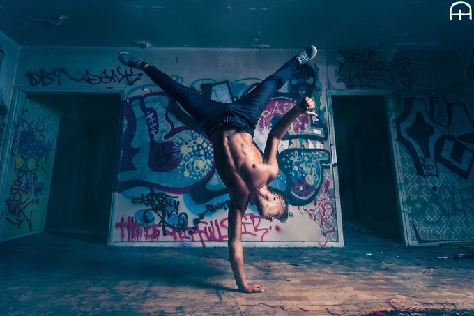 randomphoto / Stefan by samuelglassar - Healthy Lifestyles Photo Contest